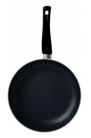 Сковорода Gusto GT-2101-22 22 см Глибока Xylan Оливковий, фото 2