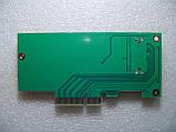 PCI-E x4 - SSD ( 12 + 16 контактів ) MacBook Pro Air перехідник адаптер, фото 3
