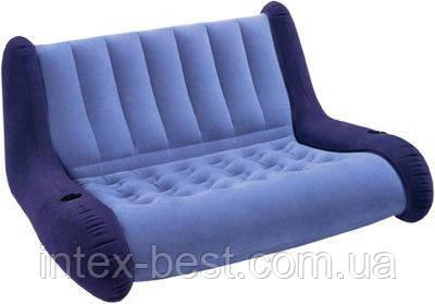 Диван надувной Intex Sofa Lounge 68560 (Интекс Софа Лаунж), фото 2