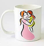Чашка для матусі. Кохана мама, фото 3