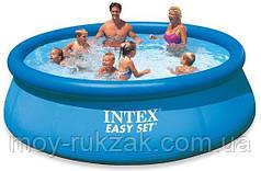 Надувной бассейн Intex 28130 Easy Set Pool, 366*76см