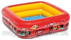 Детский надувной бассейн Intex для малышей, 57101 NP, 85*85*23см