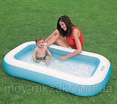 Детский надувной бассейн Intex 57403 NP, 166х100х28см
