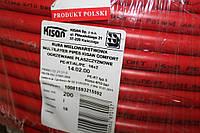 Труба Kisan 16x2мм (Poland) для теплої підлоги