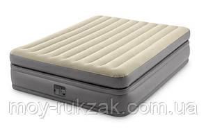 Кровать надувная Intex с встроенным электрическим насосом, 64164, 203*152*51см, фото 2