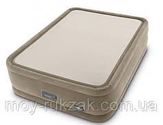 Кровать надувная Intex с встроенным электрическим насосом, 64478, 203*152*51см