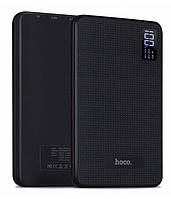 Универсальная мобильная батарея Hoco B24 Pawker 3USB/30000mAh Черный (38-SAN050)