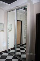 Как определить место под шкаф купе при ремонте в квартире.