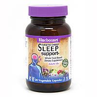 Нормализация сна, Targeted Choice, Bluebonnet Nutrition, 30 растительных капсул