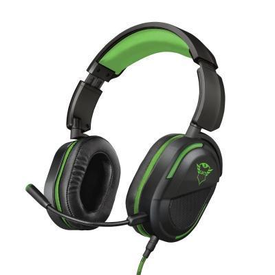 Наушники Trust GXT 422G Legion Gaming Headset for Xbox One BLACK (23402)
