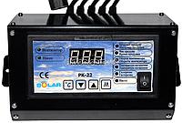 Автоматика для твердотопливных котлов Nowosolar PK-22 LUX укр-рос