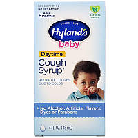 Hyland's, Baby, Cough Syrup, Daytime, 4 fl oz (118 ml)