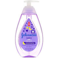 Johnson & Johnson, Bedtime, Bath, 13.6 fl oz (400 ml)