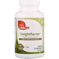 Zahler, Height Factor, комплекс для поддержки роста, 120капсул