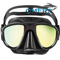 Маска Omer Alien Mirror Lenses (зеркальные стекла) для плавания