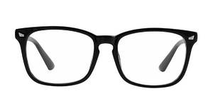 Компьютерные  очки с анти блик  линзой