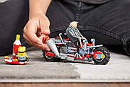 Конструктор Миньоны Водный мотоцикл ГрюMega Construx Gru's Water Motorcycle, фото 4