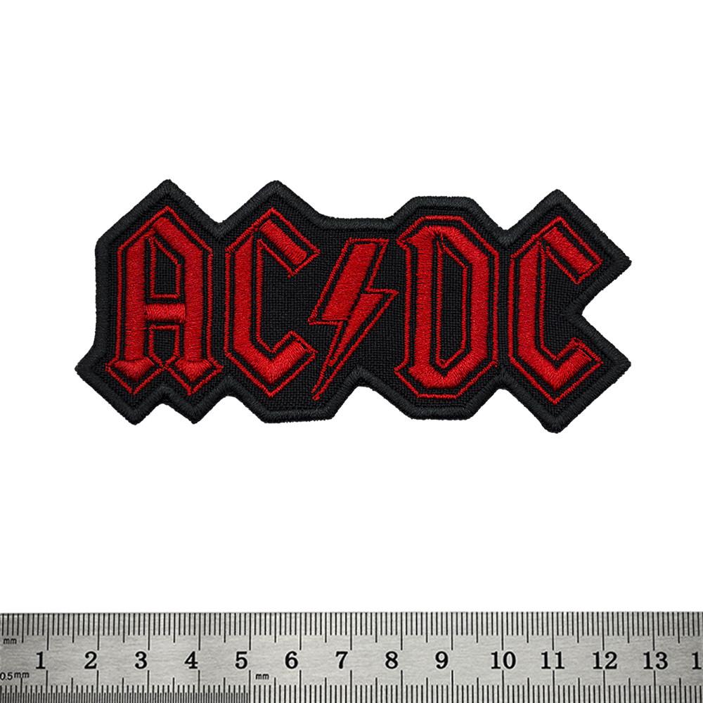 Нашивка AC/DC (logo)