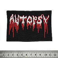 Нашивка Autopsy (logo)