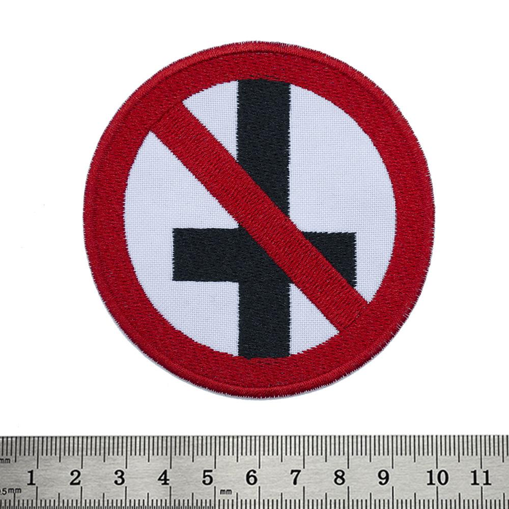 Нашивка Bad Religion (logo)