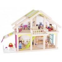 Игровой набор Goki Кукольный домик Susibelle (51588G)