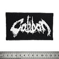 Нашивка Caliban (logo)