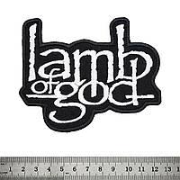 Нашивка Lamb of God (logo)