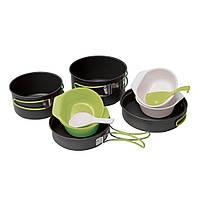 Набір посуду Pinguin Quadri Alu SKL35-239609