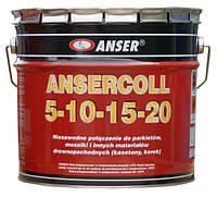 Клей для паркету Ansercoll 5-10-15-20, 23кг PL Anser