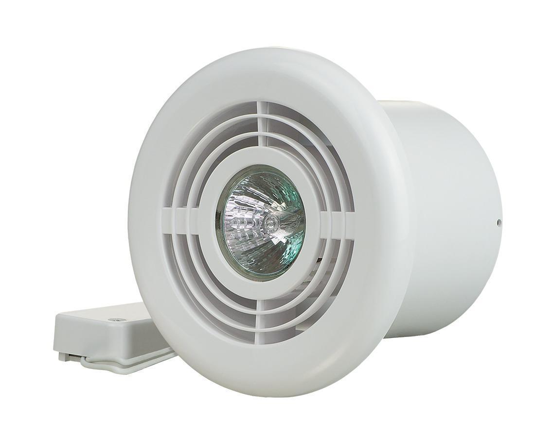 Диффузор вентиляционный с подсветкой Вентс ФЛ-100 12 В