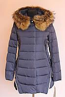 Популярная куртка зимняя с натуральным мехом