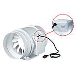 Канальный вентилятор смешанного типа ВЕНТС TT ПРО 100 (120/60), фото 7