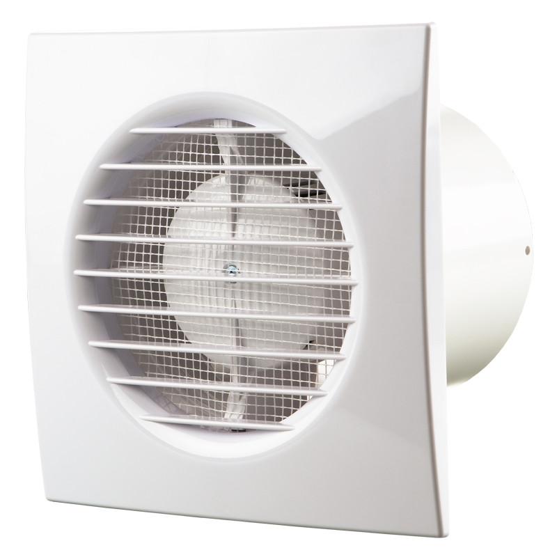Осевые настенные и потолочные вентиляторы ВЕНТС 100 Симпл
