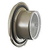 Приточно-вытяжные решетки металлические ВЕНТС МВМ 150 бВЛ A, фото 2