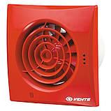 Осевые энергосберегающие вентиляторы с низким уровнем шума ВЕНТС Квайт 100 DC ТН, фото 2