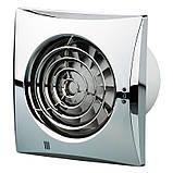 Осевые энергосберегающие вентиляторы с низким уровнем шума ВЕНТС Квайт 100 DC ТН, фото 6