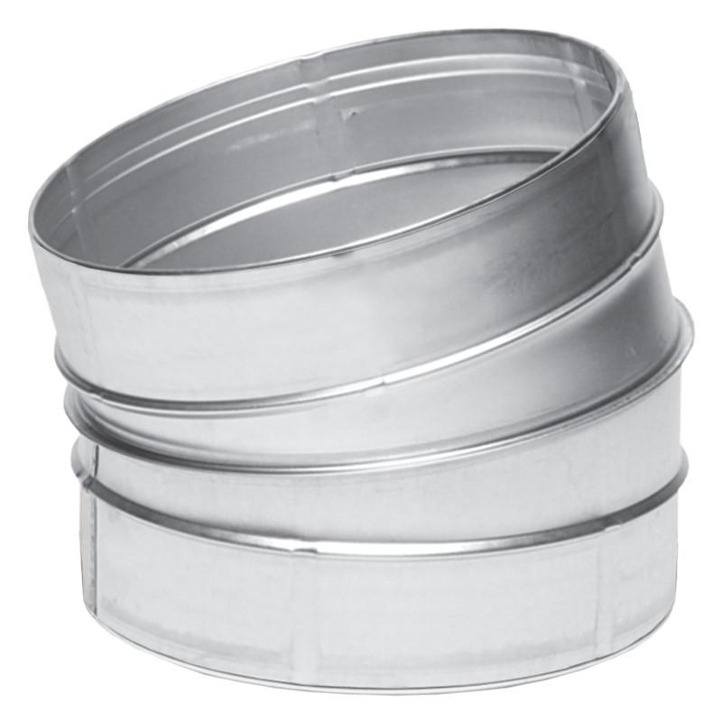 Отвод вентиляционный круглый Вентс 15-160