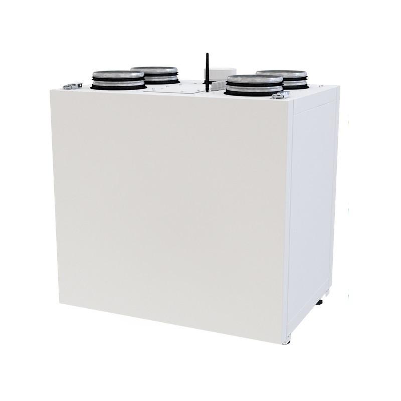 Приточно-вытяжные установки с рекуперацией тепла ВЕНТС ВУТР 400 В ЕС