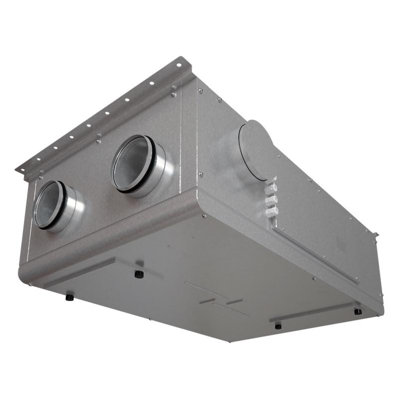 Приточно-вытяжные установки с рекуперацией тепла ВЕНТС ВУТР 650 ПЭ ЕС