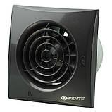 Осевые энергосберегающие вентиляторы с низким уровнем шума ВЕНТС Квайт 100 ВТ, фото 5