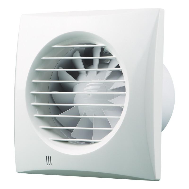 Осевые энергосберегающие вентиляторы с низким уровнем шума ВЕНТС 150 Квайт-Майлд Экстра ТН