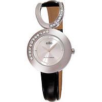 Женские наручные часы со стразами Elite  E52652 204