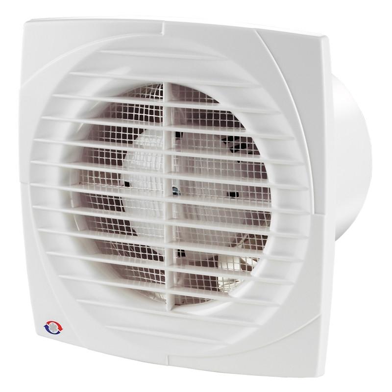 Осевые настенные и потолочные вентиляторы ВЕНТС 100 ДT (120 В/60Гц)