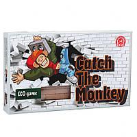 Настольная игра Catch the monkey от 5 лет Arial fit0002601 Разноцветный