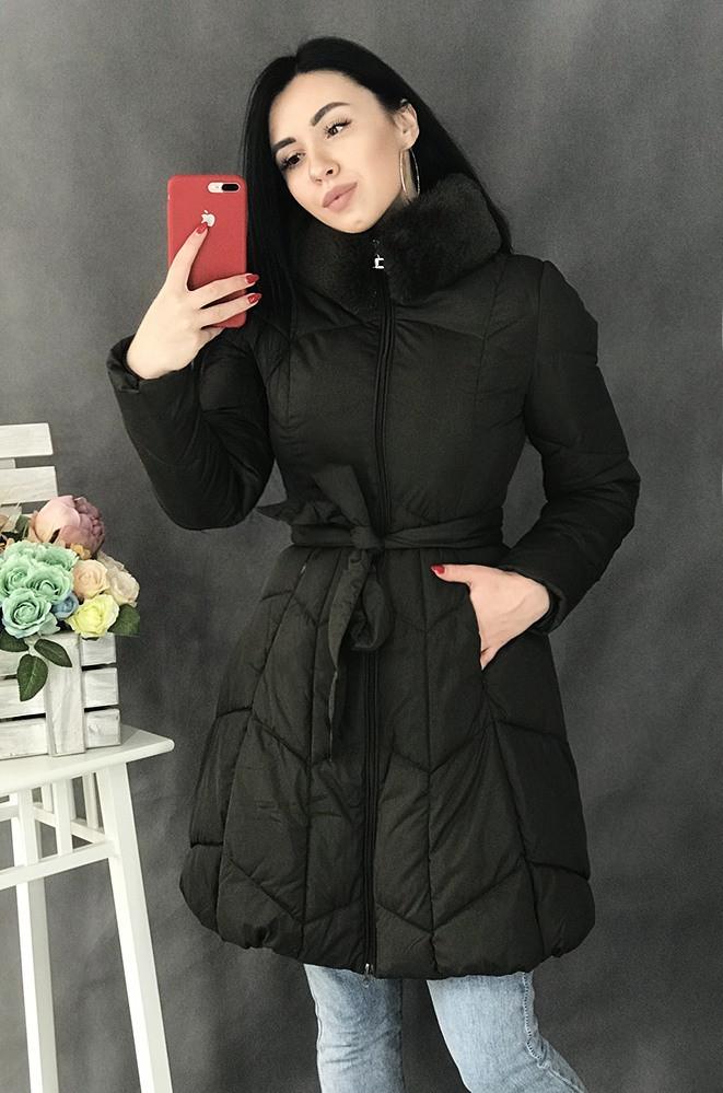 Куртка женская хакки
