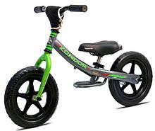 Kandor Балансуючий велосипед беговел зелений Simply Balance Bike