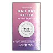 Бальзам для клитора Bijoux Indiscrets Bad Day Killer (Наслаждайся каждым днем), разогревающий, фото 2