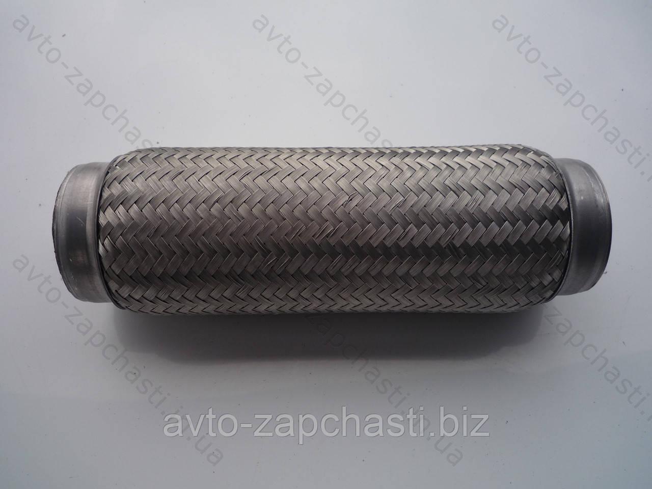 Гофра 75х300  (3-х слойная, длинный фланец) (пакет) (CL  75x300)