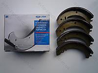 Колодки тормозные ВАЗ 2101-2107 задние (пр-во ВИС) (21010-3502090-55)