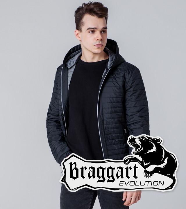Braggart Evolution 1295 | Ветровка мужская черная